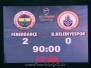 01 Mayıs 2011  Fenerbahçe 2-0 İstanbul Büyükşehir Belediyespor  (Süper Lig 31\'inci Hafta Karşılaşması)