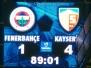 05 Ekim 2008  Fenerbahçe 1-4 Kayserispor  (Süper Lig 6\'ncı Hafta Karşılaşması)