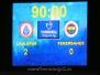 10 Ağustos 2007  İstanbul Büyükşehir Belediyespor 2-0 Fenerbahçe  (Süper Lig 1. Hafta Maçı)