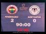 13 Mart 2011  Fenerbahçe 2-0 Konyaspor  (Süper Lig 25\'inci Hafta Karşılaşması)