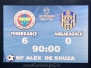 15 Mayıs 2011  Fenerbahçe 6-0 Ankaragücü  (Süper Lig 33\'üncü Hafta Karşılaşması)