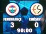 18 Ocak 2009  Fenerbahçe 3-0 Eskişehirspor  (Türkiye Kupası Grup Karşılaşması)