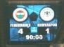 20 Ekim 2007  Fenerbahçe 4-1 Konyaspor  (Türkiye Süper Ligi 9ncu Hafta Karşılaşması)