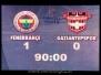 20 Mart 2010  Fenerbahçe 1-0 Gaziantespor  (Süper Lig 26\'ncı Hafta Karşılaşması)