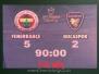 22 Kasım 2010  Fenerbahçe 5-2 Bucaspor  (Süper Lig 13\'üncü Hafta Karşılaşması)
