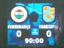 25 Ocak 2009  Fenerbahçe 0-0 Trabzonspor  (Süper Lig 17\'nci Hafta Karşılaşması)
