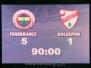 25 Temmuz 2009  Fenerbahçe 5-1 Boluspor  (Hazırlık Karşılaşması)