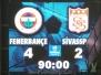 28 Şubat 2009  Fenerbahçe 4-2 Sivasspor  (Süper Lig 22\'nci Hafta Karşılaşması)