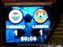 28 Temmuz 2007  Fenerbahçe 1-1 Shakhtar Donetsk  (Hazırlık Maçı)