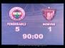 29 Temmuz 2009  Fenerbahçe 5-1 Honved  (Avrupa Ligi 3\'üncü Ön Eleme İlk Maçı)