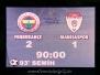 30 Ağustos 2009  Fenerbahçe 2-1 Manisaspor  (Süper Lig 4\'üncü Hafta Karşılaşması)