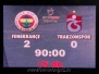 30 Ocak 2011  Fenerbahçe 2-0 Trabzonspor  (Süper Lig 19\'uncu Hafta Karşılaşması)