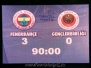 4 Ekim 2009  Fenerbahçe 3-0 Gençlerbirliği  (Süper Lig 8\'inci Hafta Karşılaşması)