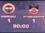 7 Şubat 2010  Fenerbahçe 1-1 Diyarbakırspor  (Süper Lig 20\'nci Hafta Karşılaşması)