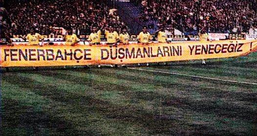 Fenerbahçe Düşmanlarını Yenecegiz!